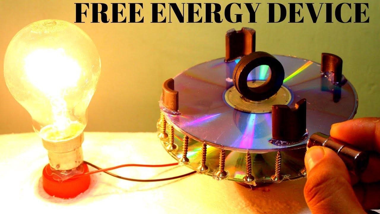 4dba7594922 100% Free Energy Device With Magnet - 100% Free Energy Generator - Free  Energy Device