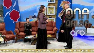 Nazilə Səfərli və Ağalar Bayramovdan möhtəşəm PERFORMANS - Ona qalsa