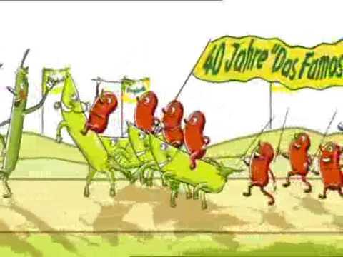 Der Mais Marschiert