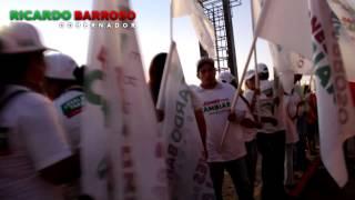 VIDEO PRI  IVONNE ORTEGA Y RICARDO BARROSO EN CRUCEROS
