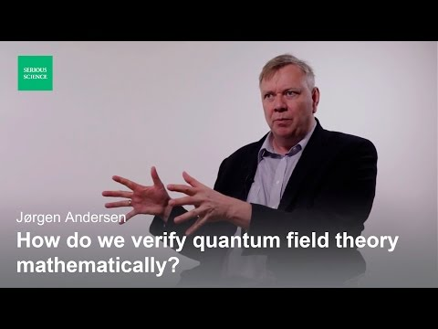 Quantum Field Theory and Quantum Topology — Jørgen Andersen