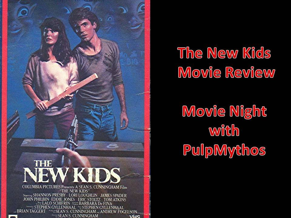 The New Kids Movie Review - Movie Night with PulpMythos - YouTube
