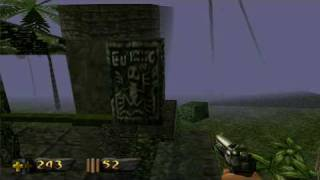 Turok -Dinosaur Hunter- PC Gameplay L2a (HD)