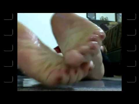 Bbw oily soles