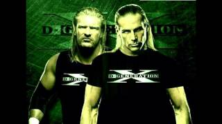 D-Generation X Theme Song Audio