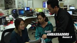 Singapore national shooter Martina Veloso: Sport Singapore ambassador