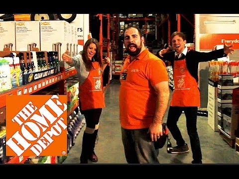 TOOL SHOP - The Home Depot 2014 Search for a Star - WINNING VIDEO!