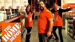 Tool Shop - The Home Depot (2014 Search For A Star - Winning Video!)