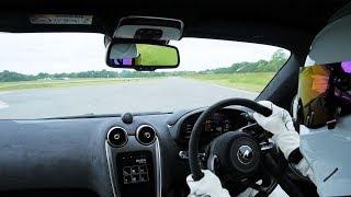 Stig Lap: McLaren 600LT   Top Gear: Series 27