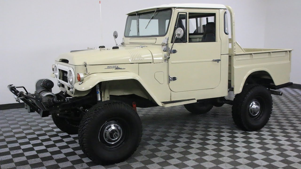 List of Synonyms and Antonyms of the Word: 1965 Toyota Fj45