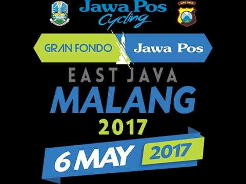 GranFondo Jawa Pos East Java Malang 2017, 6th May 2017 [ HD full.version ]