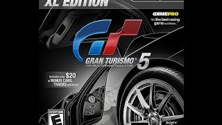 [Unboxing - PS3] Gran Turismo 5 XL Edition - PT-BR
