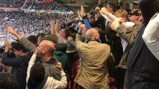 Man Utd 0 Tottenham 3 | TOTTENHAM TAKE OVER OLD TRAFFORD | SCENES CAM