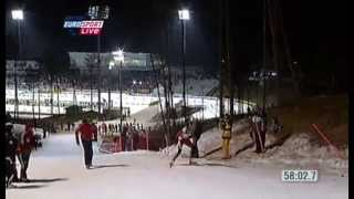 EN \ Biathlon World Championships 2009 Pyeong Chang _11 Relay Men (5 of 6)
