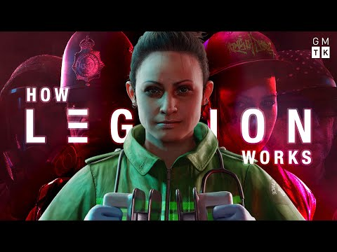 How Watch Dogs: Legion Works | GMTK Most Innovative 2020