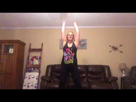 FOGO Jamie Bell Zumba Dance