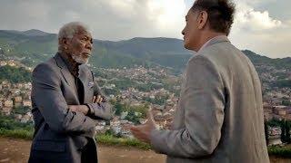Priča o nama sa Morganom Freemanom (Sarajevo, Srebrenica)