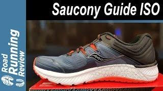 Saucony Guide ISO | La versión con soporte de las Ride