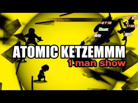 1 MAN SHOW : ATOMIC SAMURAI keepsake *3  || One Punch Man The Strongest
