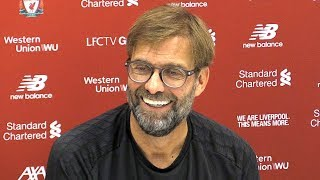 Jurgen Klopp Full Pre-Match Press Conference - Man Utd v Liverpool - Premier League