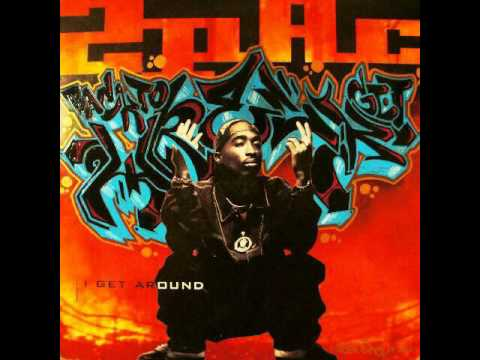 Tupac - I Get Around Instrumental + Piano Intro
