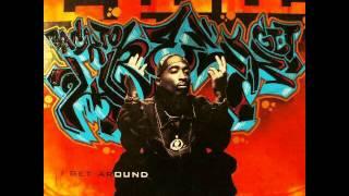 Tupac - I Get Around Instrumental + Piano Intro