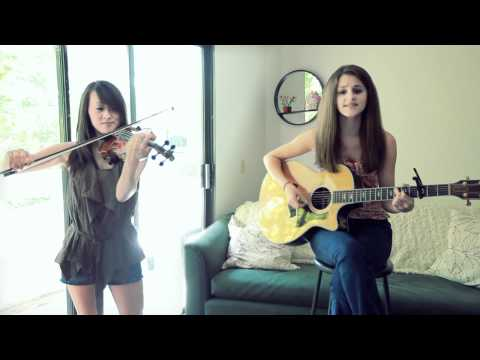 Stereo Hearts - Gym Class Heroes - Olivia Mitchell cover