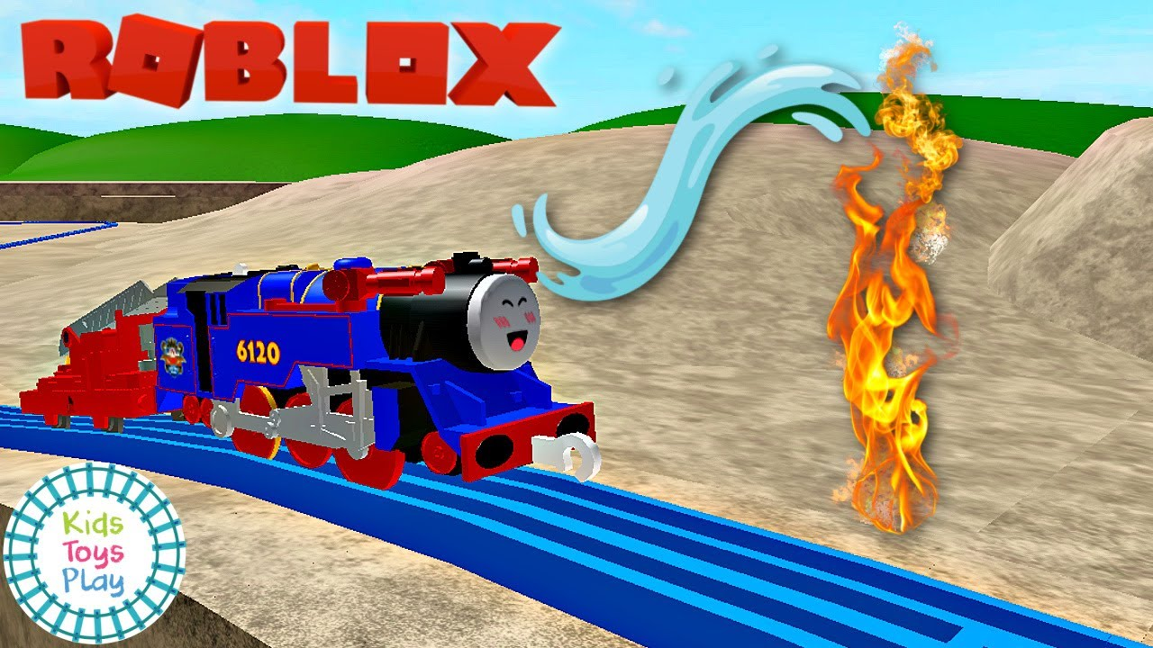 Kids Toys Play Roblox TOMY Testing Ground Reloaded with Thomas and Friends