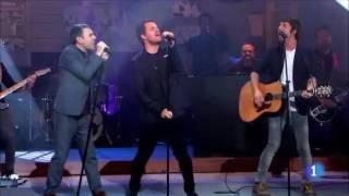 Dani Martin & Iván Ferreiro & Marc (Sidonie) - Las ganas
