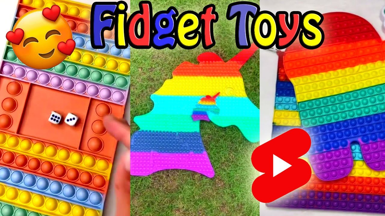 Fidget Toys TikTok Compilation #80