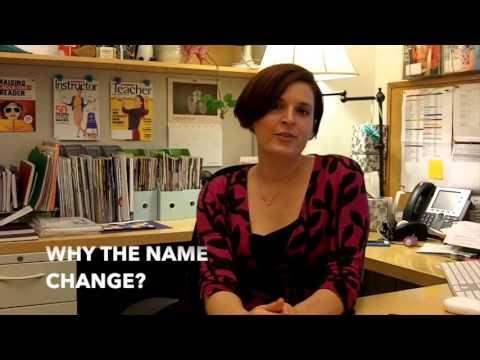 Tara Welty Introduces Scholastic Teacher Magazine