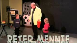 Abra-KID-abra! performed by That Magic Guy - Peter Mennie