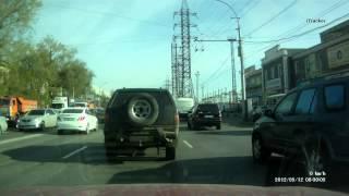 Уаз,включи поворотник!!))