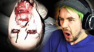 I'M VERY UNCOMFORTABLE | Resident Evil 7 Demo