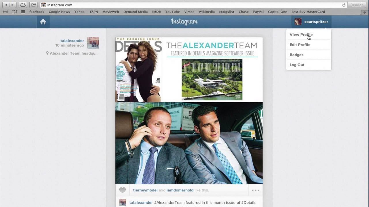 How to delete an instagram page on the phone social media how to delete an instagram page on the phone social media marketing ccuart Gallery