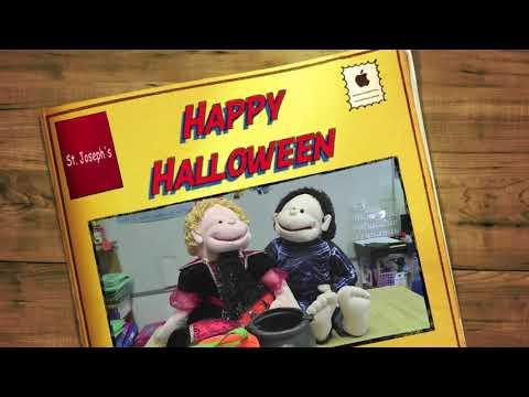 Halloween Songs. Message from Molly & Wally