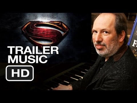 Man of Steel Trailer #3 Music  (2013) - Hans Zimmer Score HD