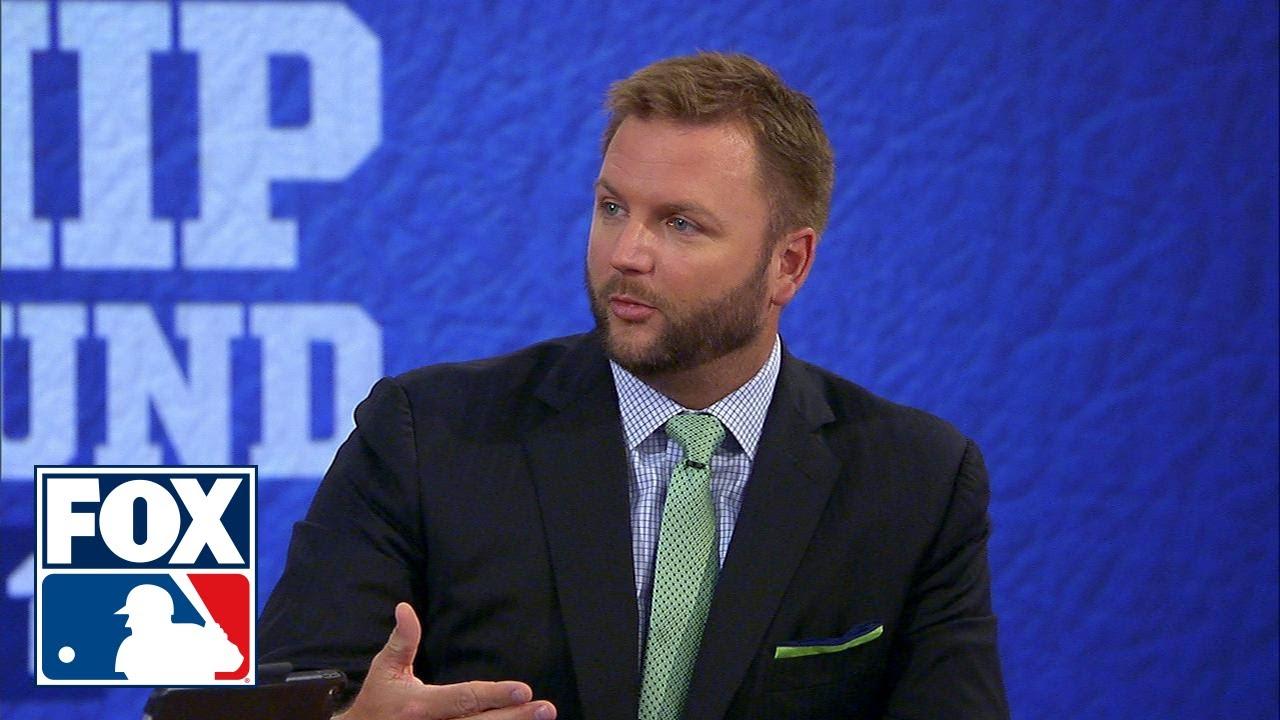 AJ Pierzynski on Atlanta's playoff chances and the tight AL East race | MLB WHIPAROUND
