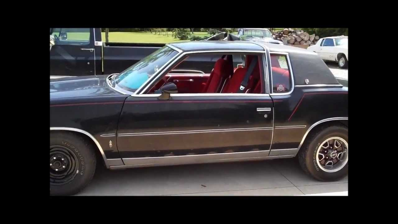 1979 Cutlass Calais Walk Around And Future Olds 403 Oldsmobile Parts For Sale