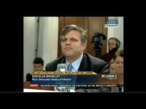Arctic Refuge: Citizen vs. Bully Congressman