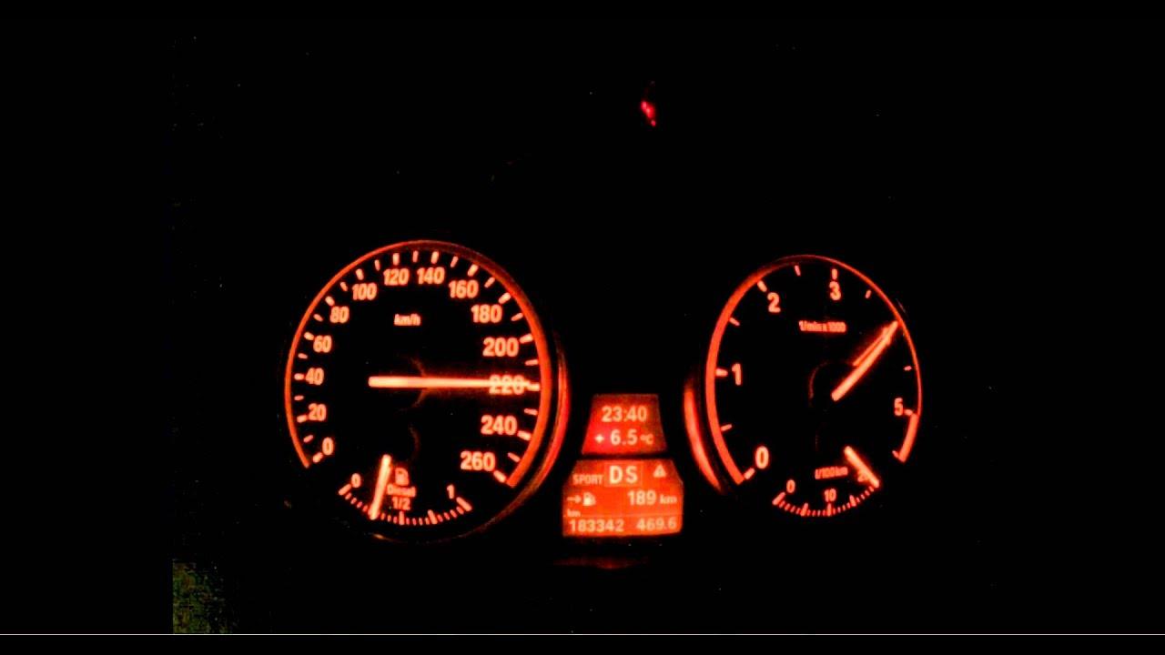 Bmw x5 3 0d acceleration top speed