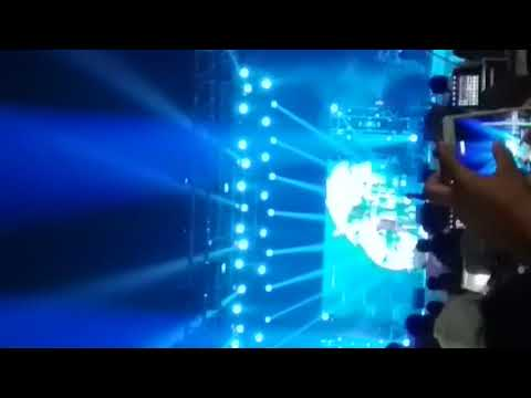 Shaan is Live Performing Sri Ramswaroop group of collage in Lucknow 24th Feb 2018