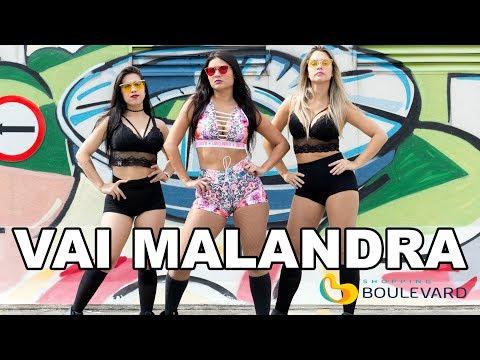 VAI MALANDRA - Anitta, Mc Zaac, Maejor ft. Tropkillaz & DJ Yuri Martins by Cia Nina Maya