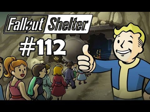 Fallout Shelter Walkthrough Part 112 - WONDERS OF SCIENCE!