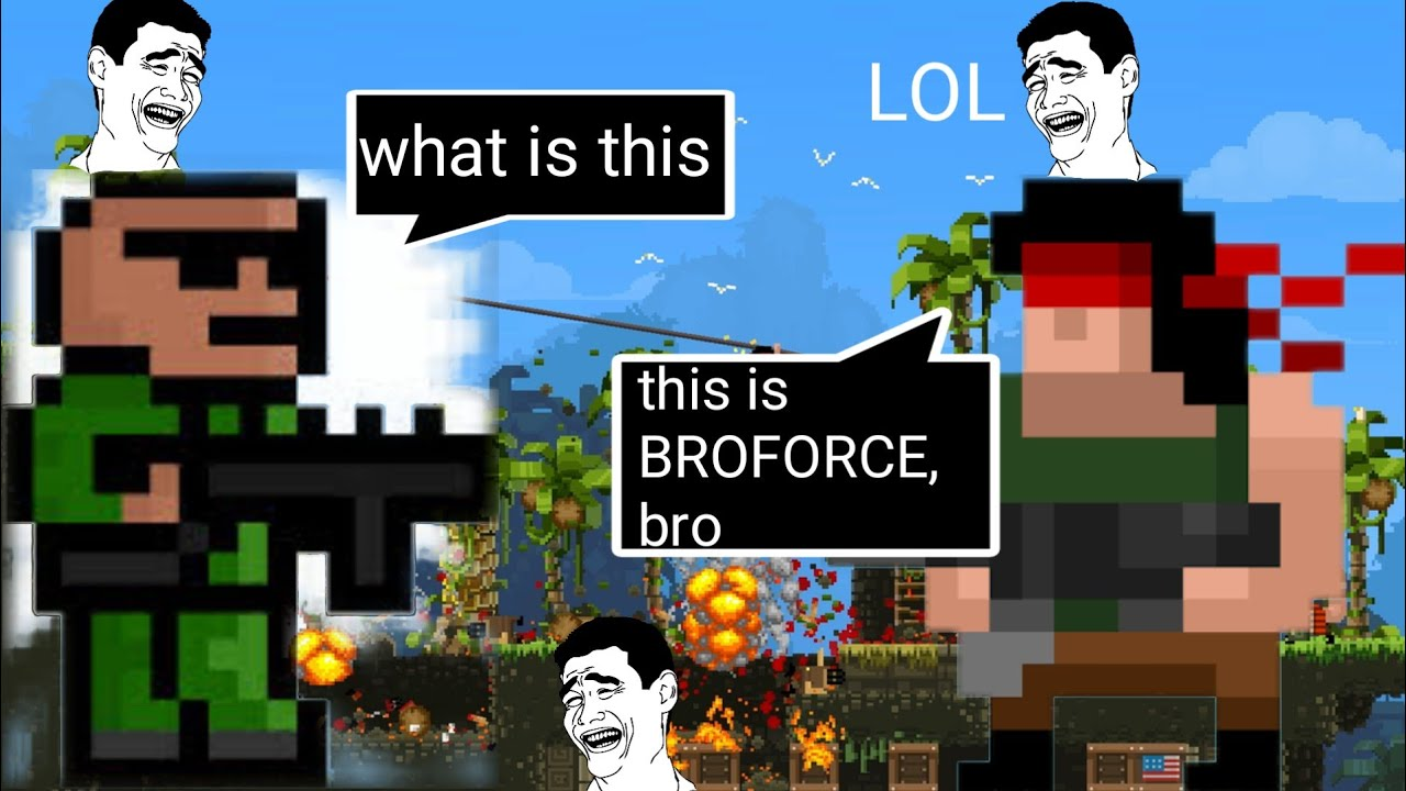 broforce android