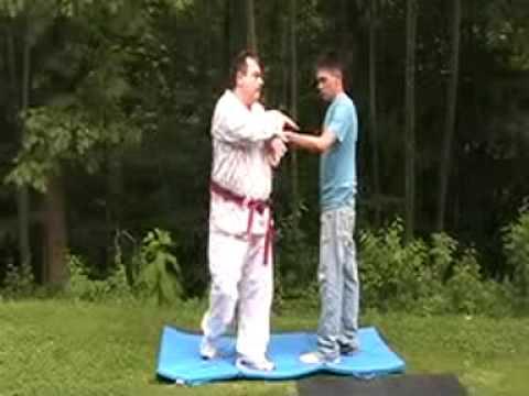 Hapkido Wrist Lock Variations - YouTube