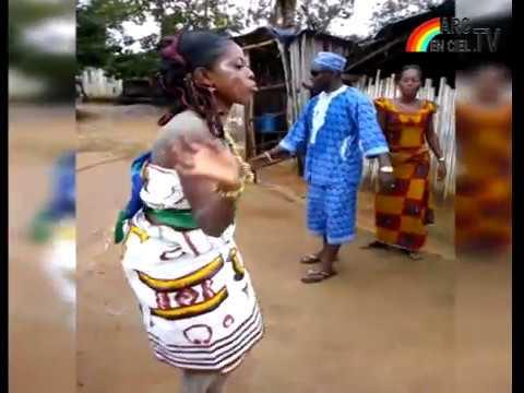 Demo de danse en pays ATTIE