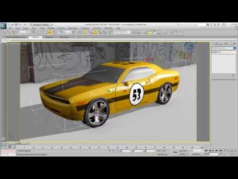 UV Unwrapping in 3ds Max - Part 1 - Introduction