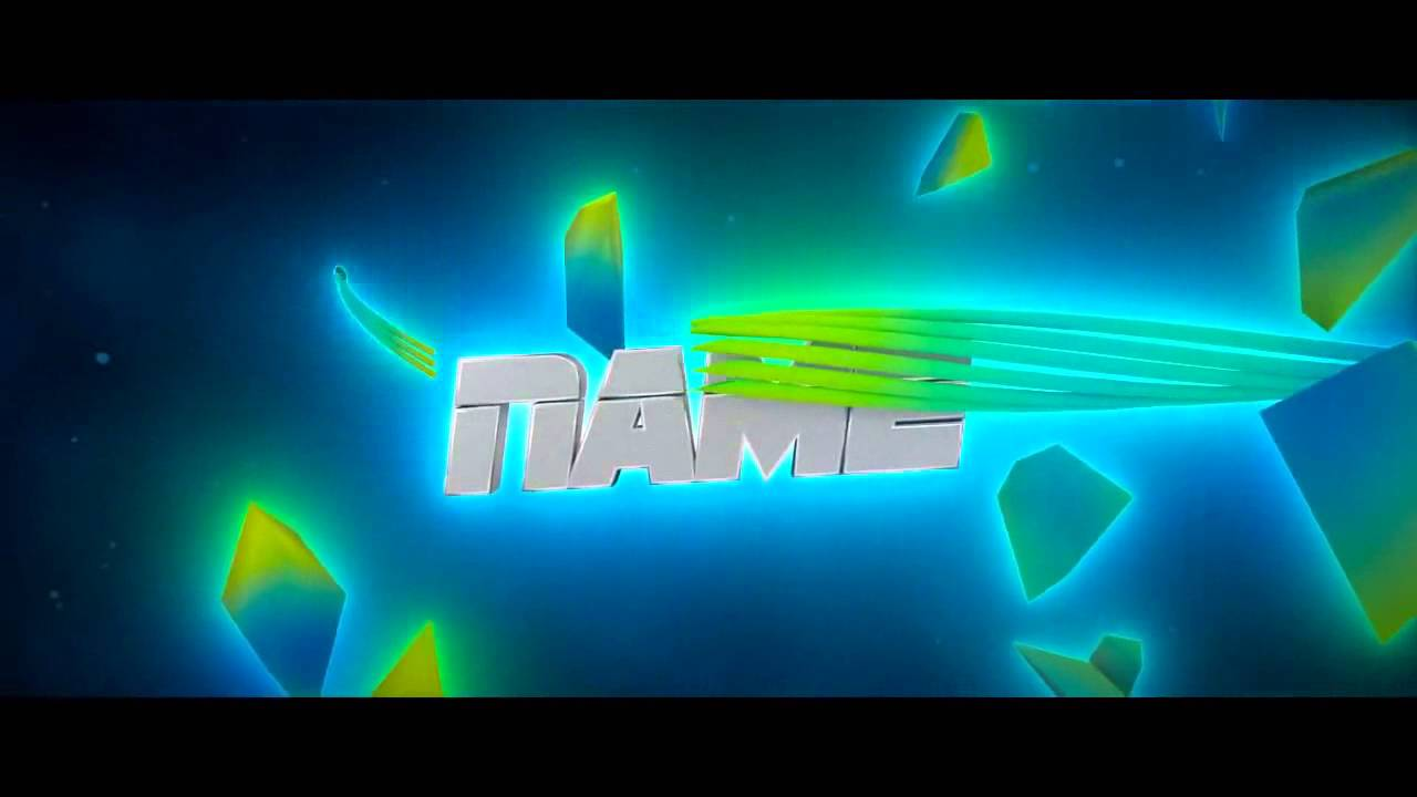 Top 10 blender intro templates of the month may 2015 youtube maxwellsz