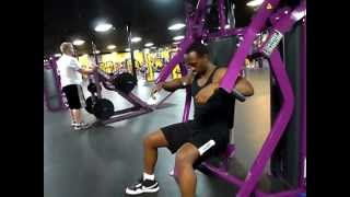 Chest Day At Planet Fitness